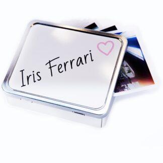 Scatola Polaroid Iris Ferrari